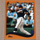 2002 TOPPS BASEBALL - Milwaukee Brewers Team Set (Series 1 & 2)