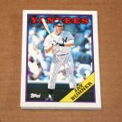 1988 TOPPS BASEBALL - New York Yankees Team Set (Traded Series Only)