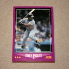 1988 SCORE BASEBALL - Minnesota Twins Team Set + Rookie & Traded Series