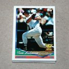 1994 TOPPS BASEBALL - California Angels True Team Set with Traded Series
