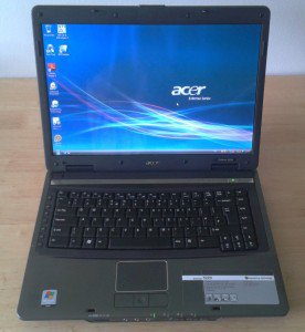Acer Laptop, Windows 7 Ultimate, WiFi