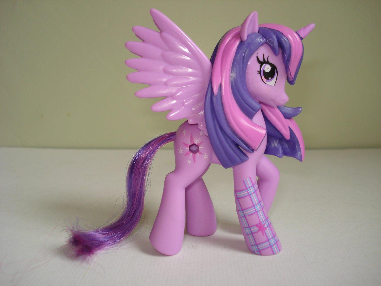 My Little Pony FIM G4 Twilight Sparkle EQ Pony (0715)
