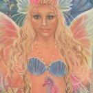 Mermaid One 24 x 16 FINE ART CANVAS FRAMED PRINT