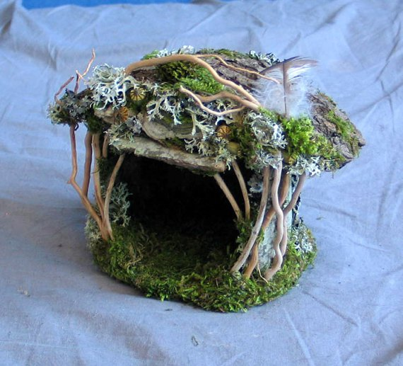 Mini Elfin Shelter