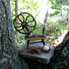 Fae Spinning Wheel and Accessories