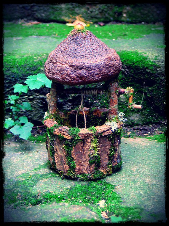Fae Wishing Well