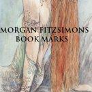 Mermaid BOOK MARK ART STAMP PRINT