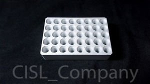 Stratagene 410098 Benchtop 40 Working Tube Rack Agilent Free Shipping
