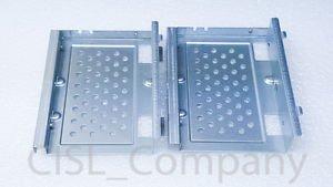 "Lot of 2 Dell Dimension 0T962 3.5"" Hard Drive Caddies OT962 Free Shipping"
