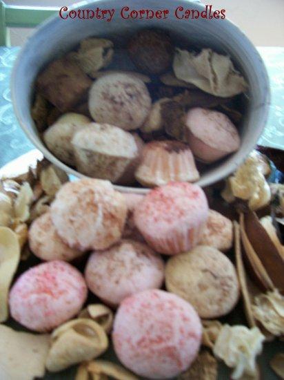Custom Scented Mini Muffin Tarts