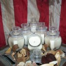 25 Wholesale 8oz. Jar Candles ~ U Choose Scent ~