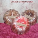 25 ~ Wholesale Bunt Cake Candles ~ U Choose Scents ~