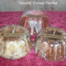 12 Wholesale Bunt Cake Candles ~ U Choose Scent ~