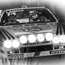 Alen-Kivimaki Lancia 037 at 1983 1000 lakes Rally - Rally Car Photo Print