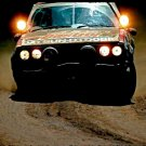 S. Mehta M. Doughty Datsun Violet GT 1981 Safari Rally Winner - Rally Car Photo Print