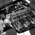 1967 Works Austin Healey 3000 MkIII Engine - Rally Car Photo Print