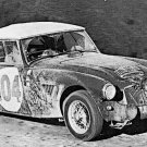 Aaltonen-Ambrose Works Austin Healey 3.0 1963 Liege-Rome-Liege Marathon - Rally Car Photo Print
