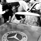 Kling-Klenk Mercedes 300SL 1952 Carrera Panamericana Winners - Rally Car Photo Print
