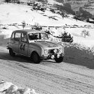 Renault 4 at 1963 Monte-Carlo - Rally Car Photo Print