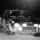 Cambiaghi-Sanfront Fiat 124 Abarth Rally 4 Regioni 1975 - Rally Car Photo Print