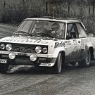 Markku Alen Fiat 131 Abarth 1978 1000 Lakes Rally Winner - Rally Car Photo Print