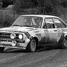 Ari Vatanen Ford Escort RS 1978 Finland Rally - Rally Car Photo Print