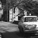 Ford Anglia at 1961 Monte-Carlo Rally - Rally Car Photo Print