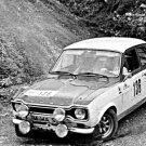 Humpert's Escort 1300 GT at 1974 San Martino Rally - Rally Car Photo Print