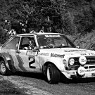 Bjorn Waldegard Ford Escort RS MkII 1979 Monte-Carlo Rally - Rally Car Photo Print
