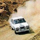 Bjorn Waldegard Ford Escort RS MkII 1977 Acropolis Rally - Rally Car Photo Print