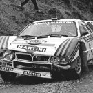 Markku Alen Lancia 037 1984 New Zealand Rally - Rally Car Photo Print