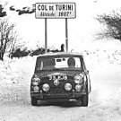 Paddy Hopkirk Mini Cooper S 1964 Monte-Carlo Winner #6 - Rally Car Photo Print