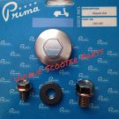 Prima Magnetic Oil Drain Kit; Genuine, GY6, Kymco