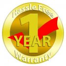 1 Year Warranty $1.00-$50.00