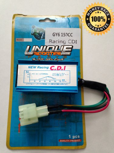 Performance CDI for 50cc 150cc (AC POWERED)