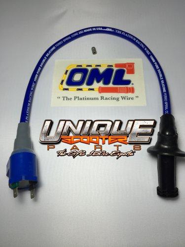 OML Ignition Coil GY6 50cc 150cc (BLUE) on