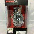 KOSO 28mm Flatside Carburetor