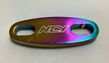 NCY Electroplated EGR Block Off Plate