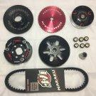 NARAKU Transmission Kit for QMB139 50cc With Belt