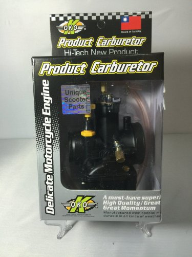 OKO 26mm Flatside Carburetor Black Edition