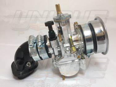 KOSO 28mm Flatside Carburetor Combo Kit