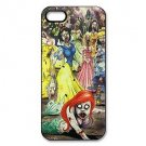 Alicefancy The Zombie Princes Aluminium Plastic Hard Back Case for iPhone 5/5S