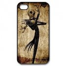Nightmare Before Christmas Jack Skellington  Aluminium Plastic Hard Back Case for iPhone 5/5S