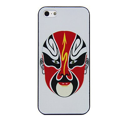 Free Shipping Facial Makeup Aluminium Plastic Hard Back Cover Case for iPhone 4/4S