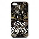 Free Shipping The Great Gatsby Aluminium Plastic Hard Back Cover Case for iPhone 4/4S