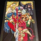 Magic Knight Rayearth Lami Idol Card NM F