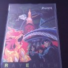 Rayearth OVA Collector Card SP 5/9 Border NM