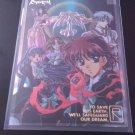 Rayearth OVA Collector Card SP 3/9 R Stamp NM