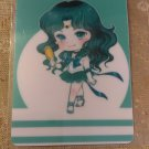 Sailor Moon Glossy Plastic Sticker Card H