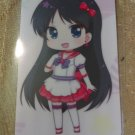 Sailor Moon Glossy Plastic Sticker Card L